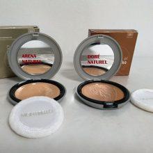 Maquillaje polvo Montibello