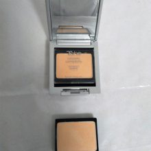 Maquillaje polvo compacto Tahe