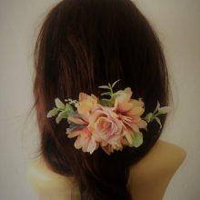 Peinecillo Flores Pastel
