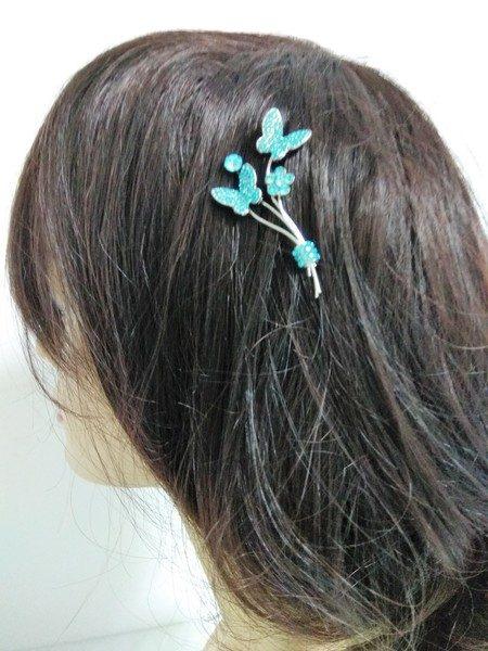 Broche mariposa pequeño